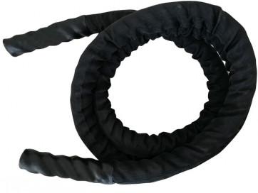 Battle Rope In Poliestere intrecciato Diamond Ø 38 mm x 12 Metri
