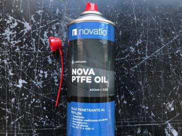 Spray Lubrificante Universale Teflon per Tapis Roulant