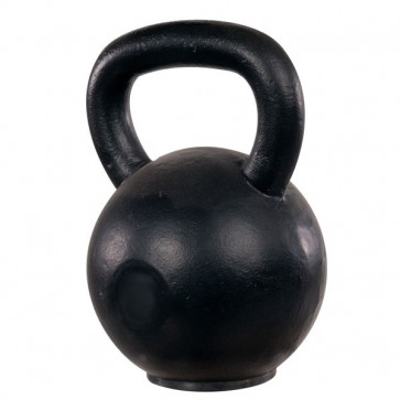 KettleBell in Ghisa con Base in Gomma Toorx