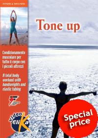 DVD Tone up Elika editrice
