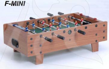 Calciobalilla Garlando linea games F-mini