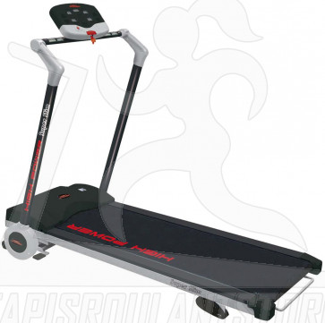 tapis roulant High Power Super Slim