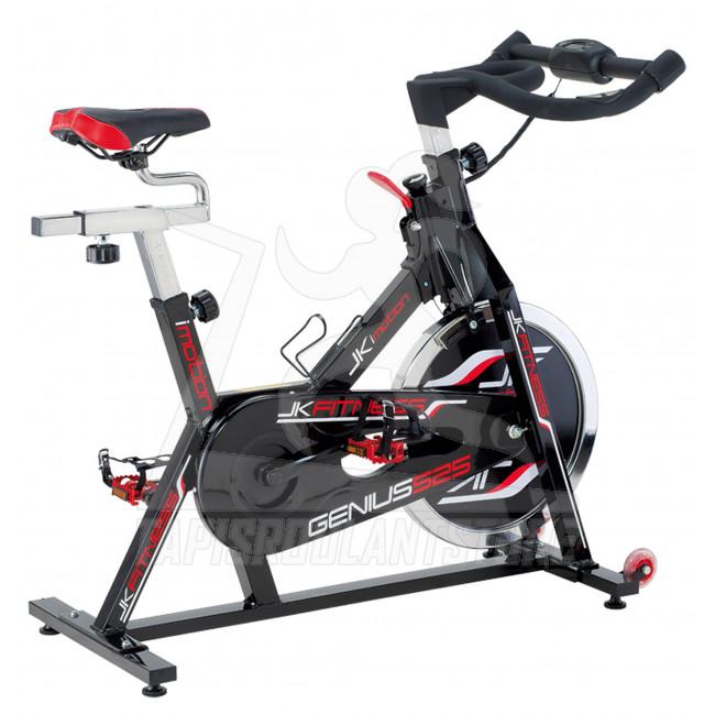 Gym bike jk fitness genius vendita online tapis