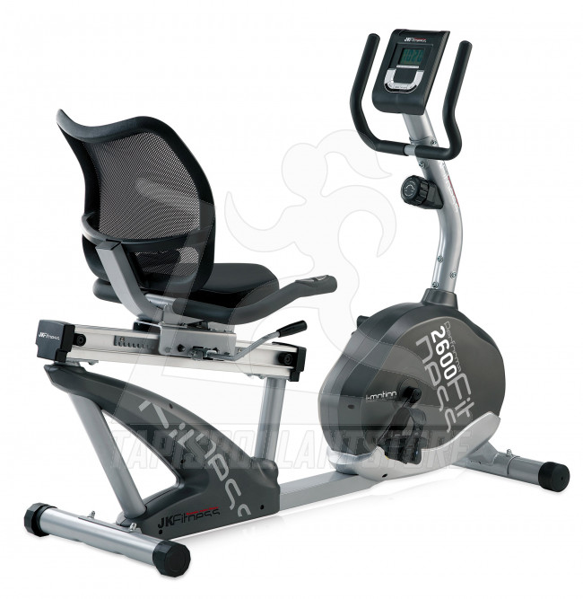 Cyclette magnetica orizzontale jk fitness tekna