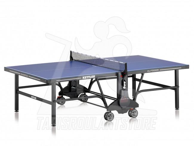 Ping Pong Kettler Champ 50 Esterno