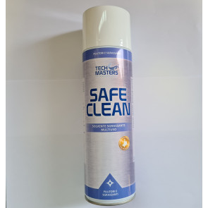 Spray Detergente Novatio Safety Clean Solvente Universale