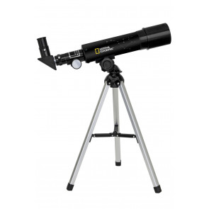 Telescopio AZ Rifrattore 50/360 National Geographic