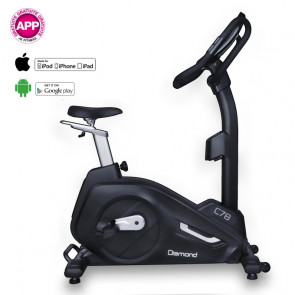 Cyclette professionale JK Fitness Diamond D71