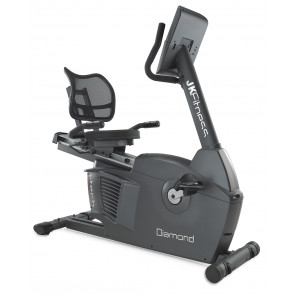 Cyclette Orizzontale Professionale JK Fitness Diamond D40