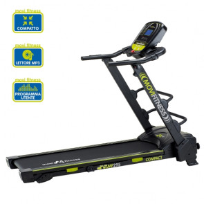 Tapis Roulant Salvaspazio Movi Fitness MF 295 Compact