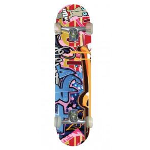 Nextreme Skateboard STREET PRO GRAFFITI