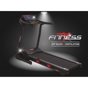 Tapis Roulant Motorizzato TX-Fitness TX 9000 HRC New