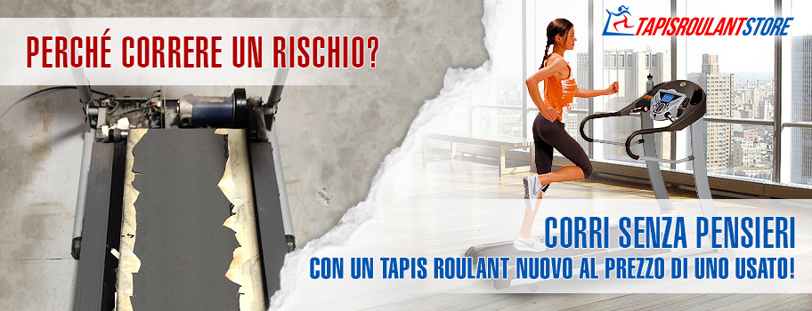 Conviene davvero acquistare un tapis roulant usato o è meglio sceglierne uno nuovo in offerta?
